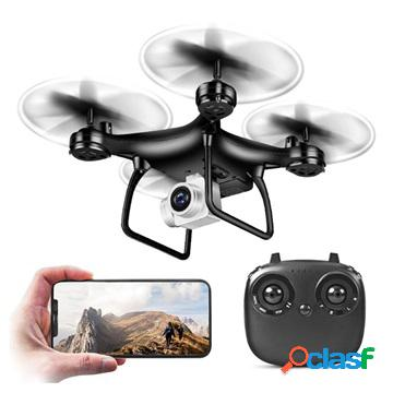 Fpv drone with 720p high-definition camera txd-8s - black