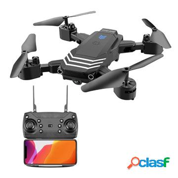 Lansenxi ls11 fpv drone with 4k hd dual camera & remote control