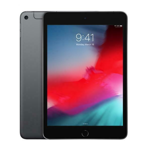 Apple ipad mini 2019 wifi + cellular 256 gb space grau