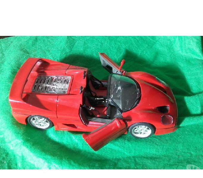 Ferrari f50 1995 burago scala 1:18 no box bari - collezionismo in vendita