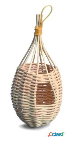 Padovan nido vimini esotico a pera v10