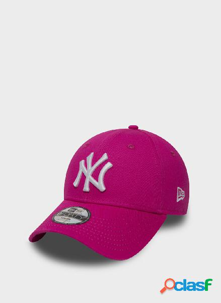 Cappello ny yankees essential pink 9forty