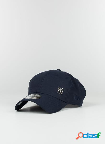 Cappello nyy 9forty logo metal new york yankees