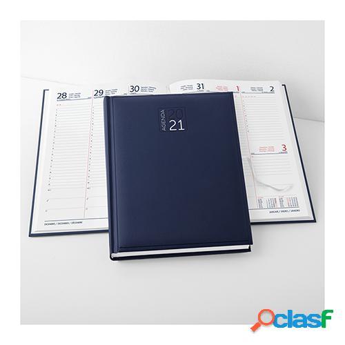 Agenda settimanale maxi - agenda maxi settimanale 132 pagine pb506