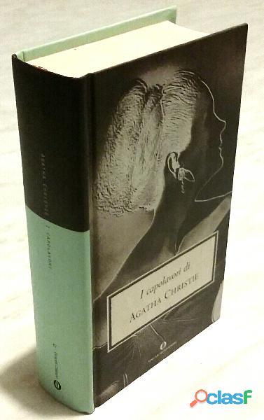 I capolavori di Agatha Christie; 1°Ed. Oscar Mondadori, ottobre 2003 nuovo