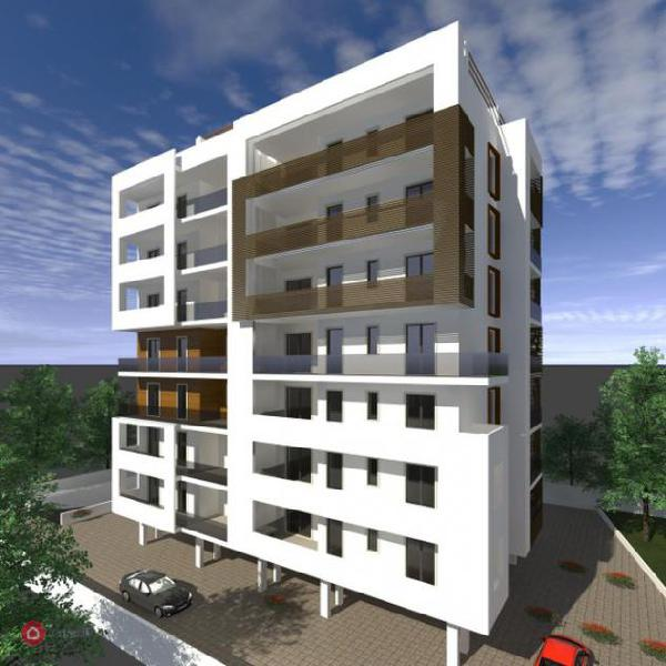 Appartamento di 97mq in via guglielmo oberdan 10 a bari