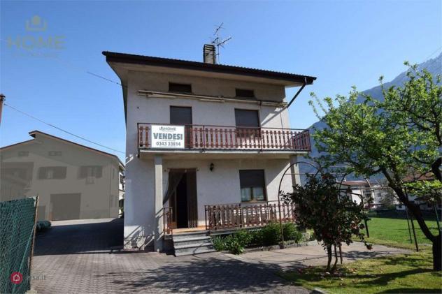 Casa indipendente di 220mq a samolaco