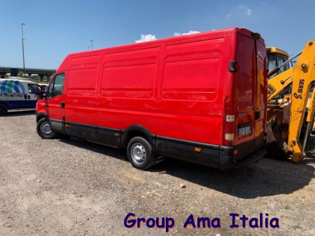 Iveco daily 35s14gv 3.0 cng pl-ta furgone metano rif.