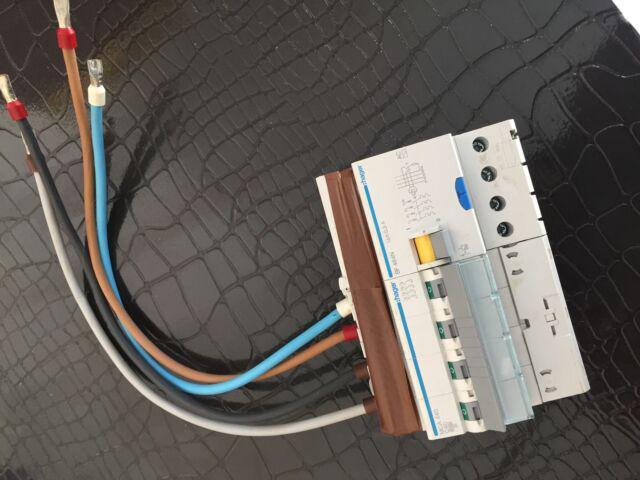Interruttori differenziali magnetotermici