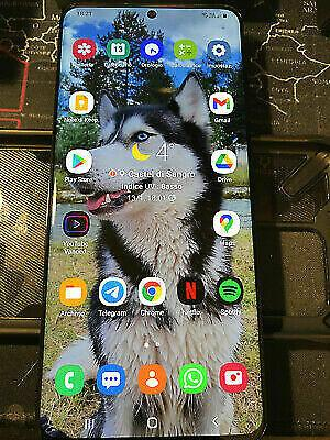 Samsung galaxy s20 ultra 5g -128 gb nero