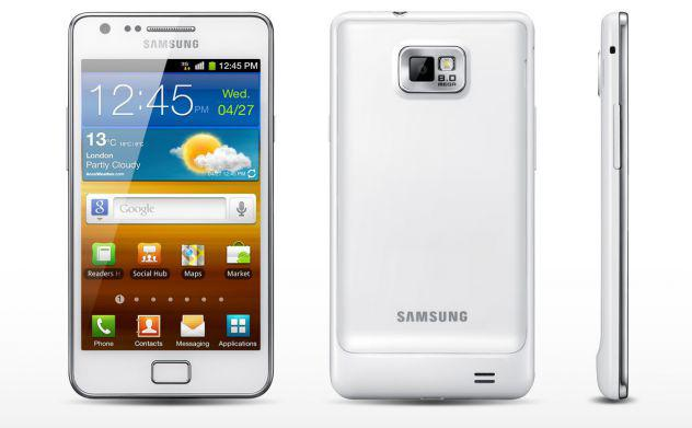 Smartphone samsung galaxy s2 plus 8gb rom cellulare android