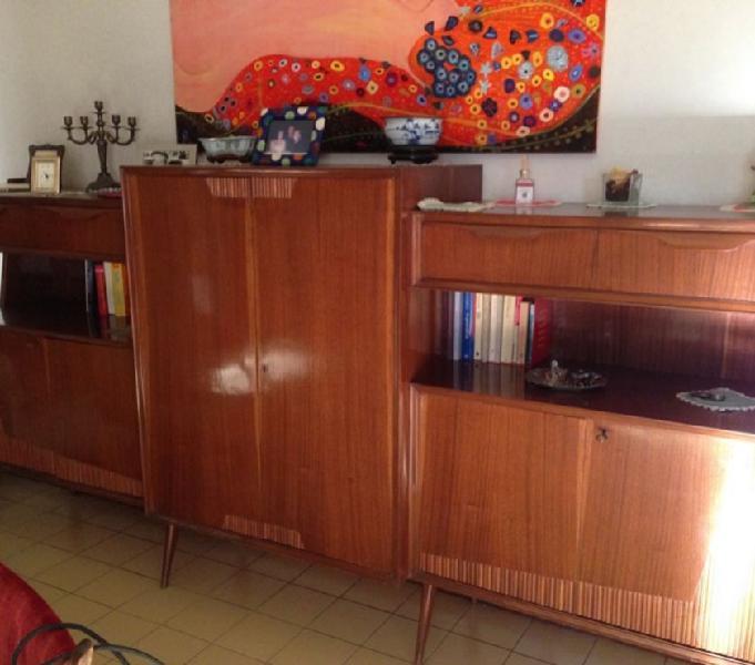 Credenza buffet vintage svedese lunga 275 in vendita roma - vendita mobili usati