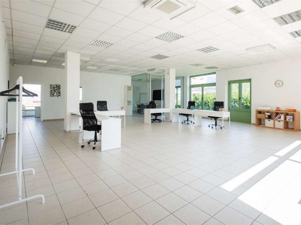 Luminosi uffici, in perfette condizioni