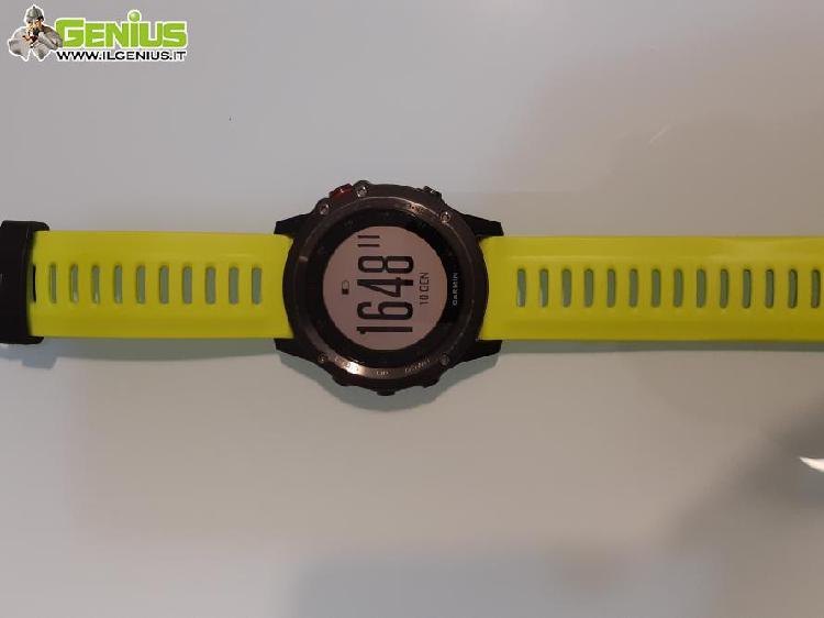 Orologio garmin fenix 3, multisport, altimetro, barometro,