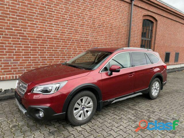 Subaru Outback 2.5 AWD Lineartronic Eyesight