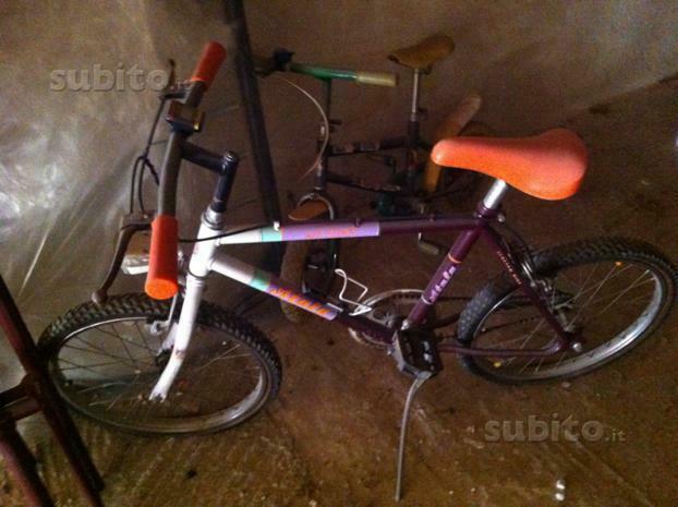 Bicicletta ragazzo atala