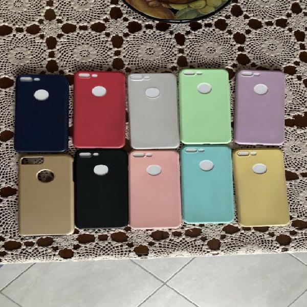 Cover per iphone 7 plus 8 plus come nuove