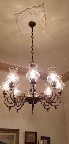 Lampadario stile classico 8 luci