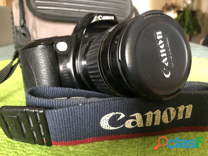 Canon EOS 500 usata poco