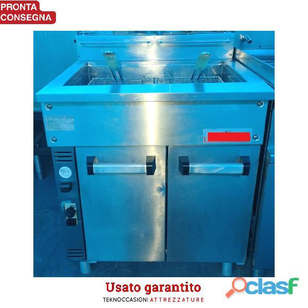 Friggitrice a gas per pasticceria usato garantito