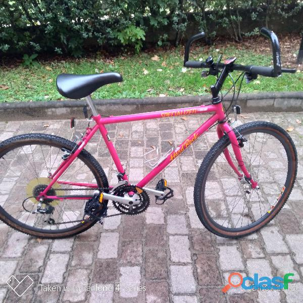 Specialized Hard Rock Mountain Bike Donna