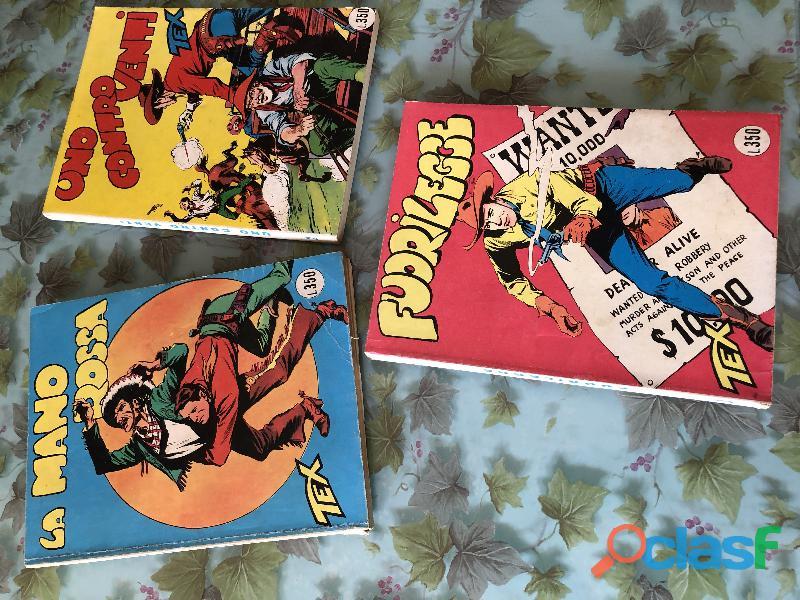 Tex Willer Fumetti