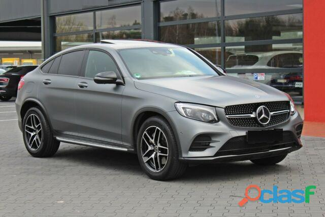 2018 MERCEDES BENZ GLC 250 COUPE 4M TETTO AMG