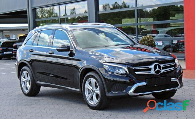 2018 MERCEDES BENZ GLC 250D 4MATIC EXCLUSIVE LED