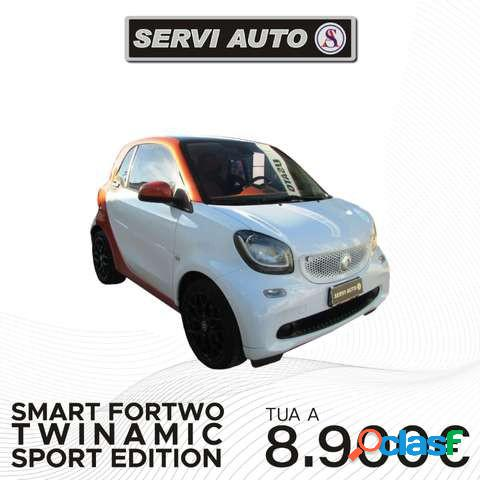 Smart fortwo benzina in vendita a casoria (napoli)