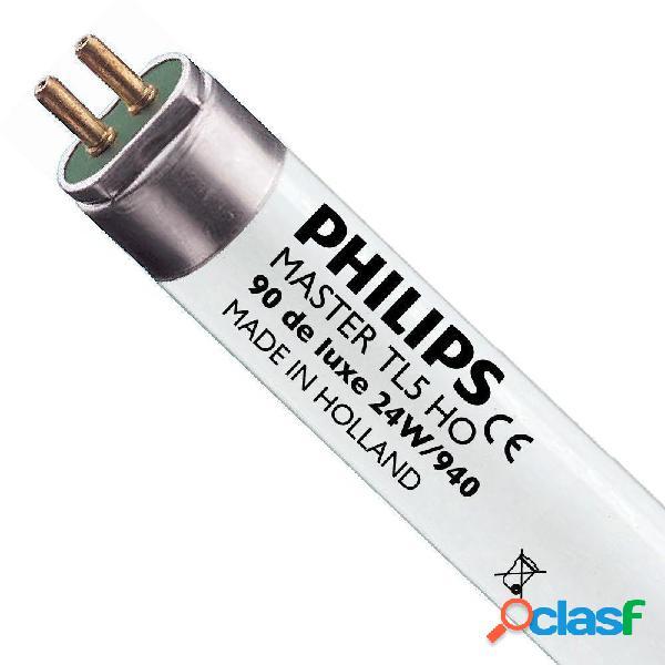 Philips tl5 ho 90 de luxe 24w 940 (master) | 55cm - bianco freddo