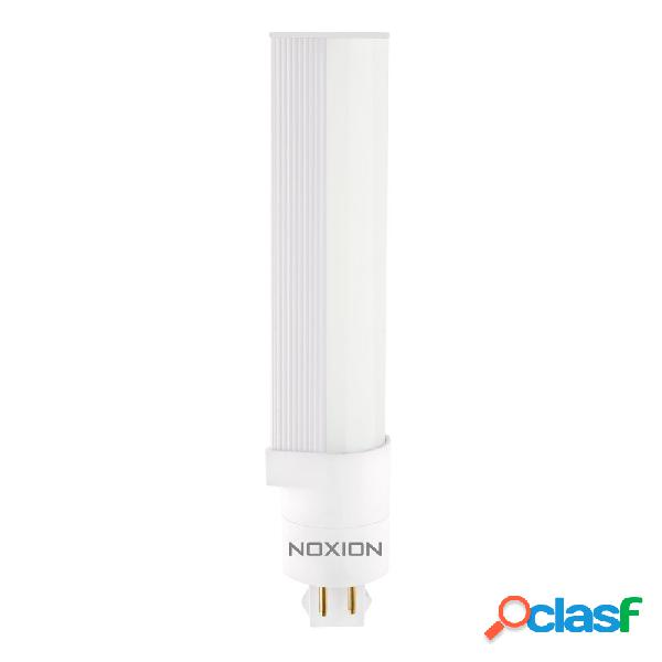 Noxion lucent led pl-c hf 9w 830 | luce calda - 4-pin - sostituto 26w