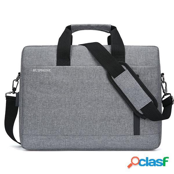 Laptop da uomo impermeabile borsa laptop borsa per laptop