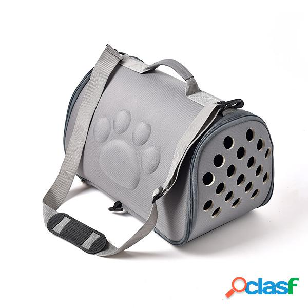 Pet supplies space dog borsa eva pet out borsa pet portatile traspirante diagonale borsa