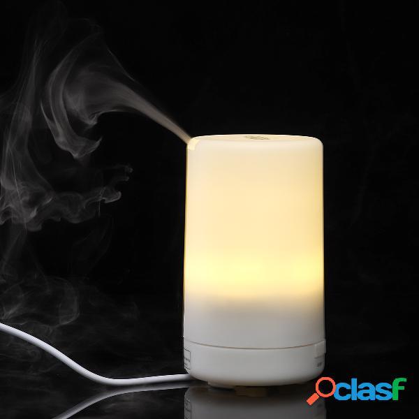 Led umidificatore ad ultrasuoni usb mini macchina di fragranza diffusore essenziale per aromaterapia muto
