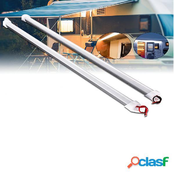 50cm 9w 5630 36 smd led barra rigida impermeabile per armadietti con copertura dc12v