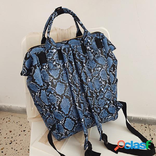 Borsa multifunzionale della borsa della mummia borsa grande della maternità e del pacchetto materno del bambino borsa impermeabile portatile delle donne incinte del sacchetto della madre