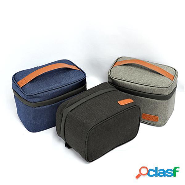 Ufficio portatile impermeabile portatile freddo impermeabile dell'isolamento del pacchetto del ghiaccio di grande capienza borsa ufficio all'aperto