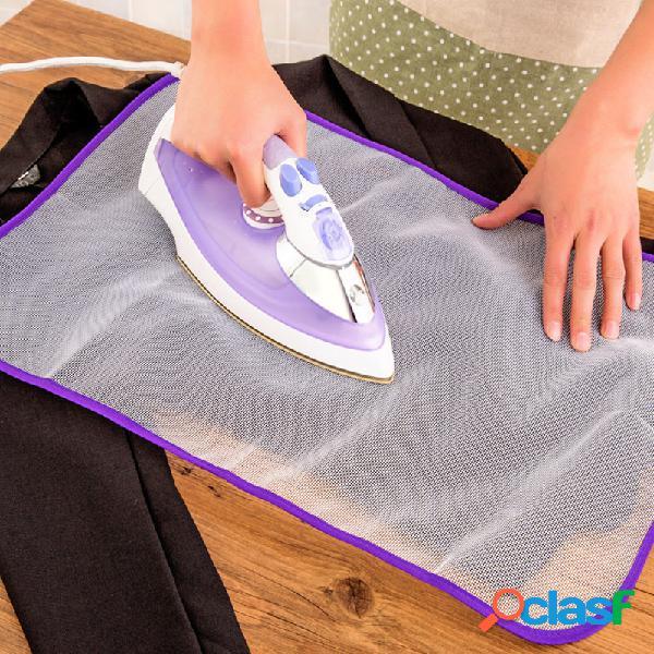 Kcasa kc copertura protettiva per asse da stiro con rete metallica per stirare delicati indumenti