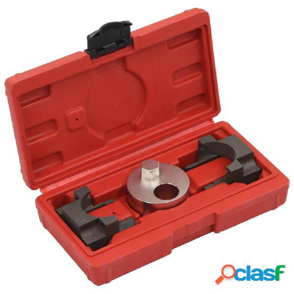Vidaxl set strumenti fasatura motore 3 pz per mercedes