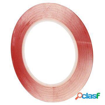 Nastro biadesivo resistente al calore - 1mm - 33m