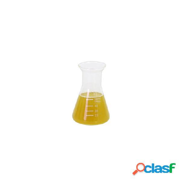 Ampolla conica graduata in vetro cl 5 - trasparente