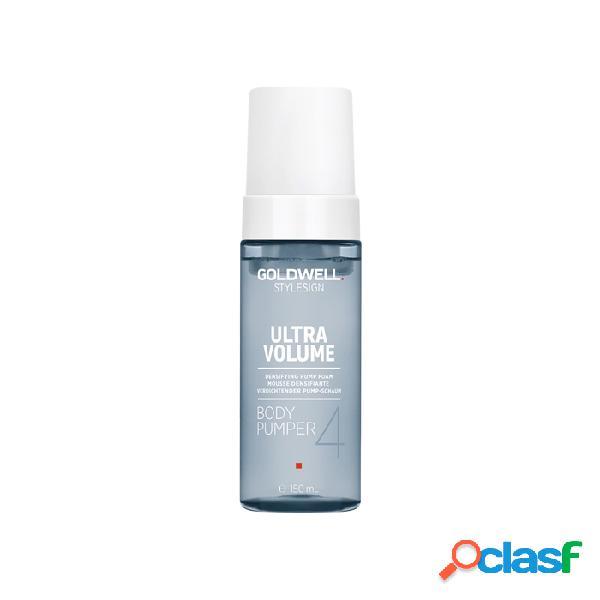 Goldwell. Stylesign Ultra Volume Densifying Pump Foam 4 150 ml
