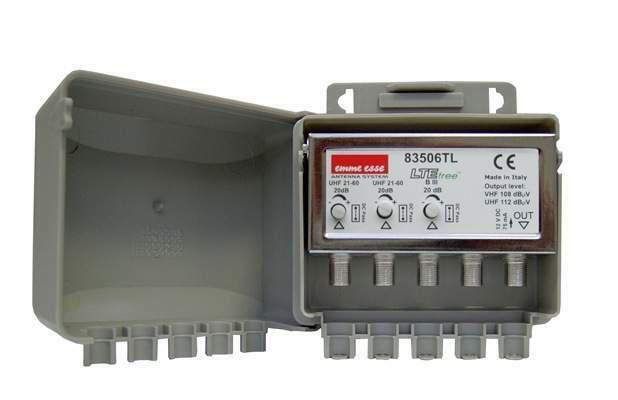 Amplificatore per antenna