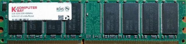 Memoria ram dimm sdram ddr ddr2 per computer desktop