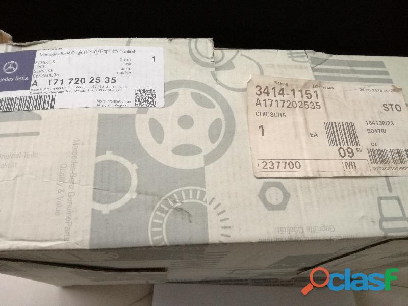 Serratura sx Mercedes Slk r171