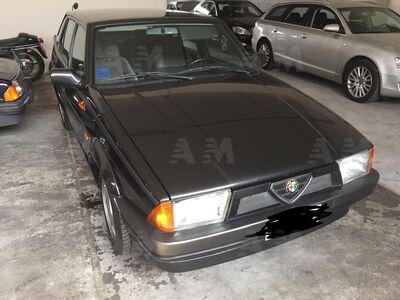 Alfa romeo 75 1.8 ie indy usata a milano - vetrinamotori