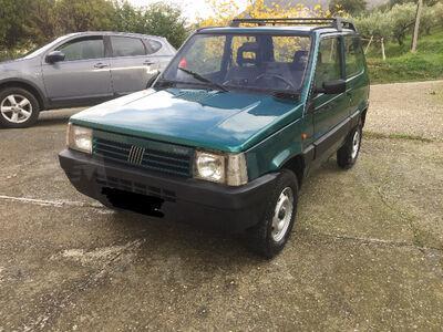 Fiat panda 1100 i.e. cat 4x4 country club usata a