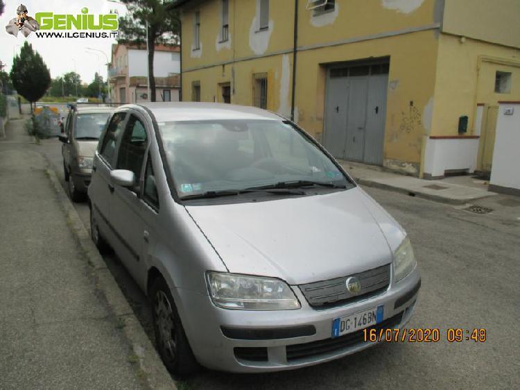 Fiat idea benzina e gpl con gancio traino, anno 2007, km