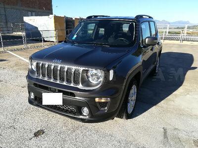 Jeep renegade 1.6 mjt 120 cv limited usata a alcamo -