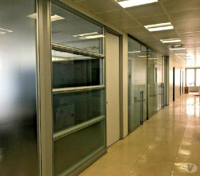 270 mq pareti mobili e divisorie da ufficio in vendita chions - vendita mobili usati